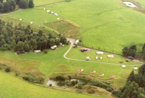 Barnsoul Farm and Wild Life Area Holiday Lodges in Dumfries and Galloway