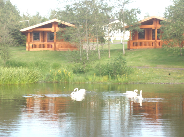 Felmoor Park Holiday Lodges in Northumberland