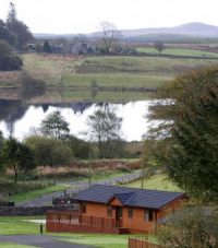 Three Lochs Holiday Park, Newton Stewart,Dumfries and Galloway,Scotland