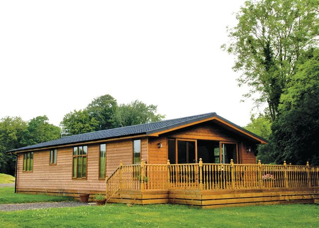 Kiplin Eco Lodge Park Holiday Lodges in Yorkshire
