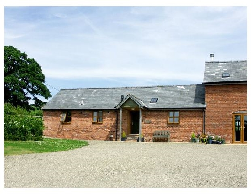 The Byre a british holiday cottage for 2 in ,