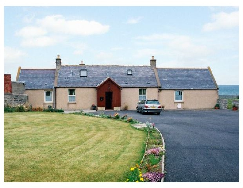 Braehead Croft a british holiday cottage for 6 in ,