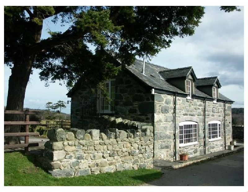 Ty John a british holiday cottage for 6 in ,