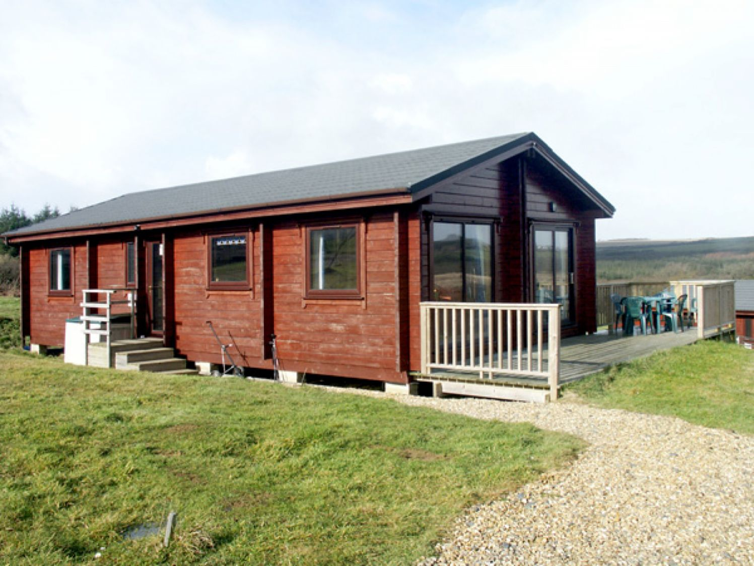 Hartland Lodge 59 Holiday Lodges in Devon