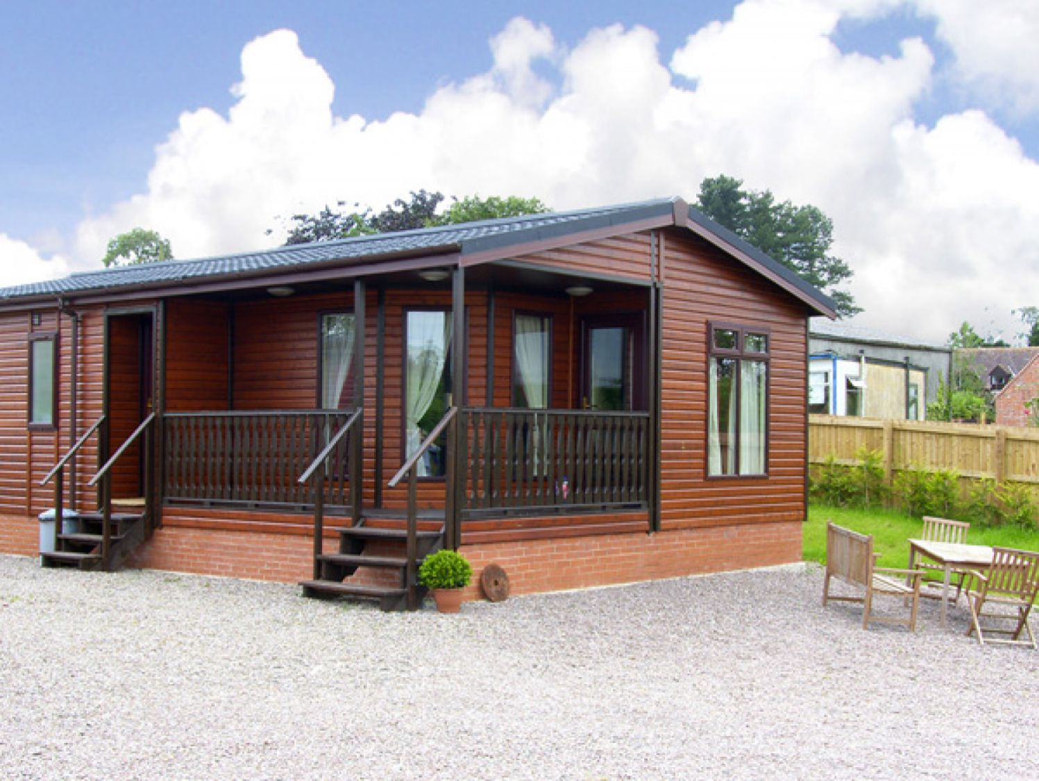 Rhubarb Lodge Holiday Lodges in Herefordshire