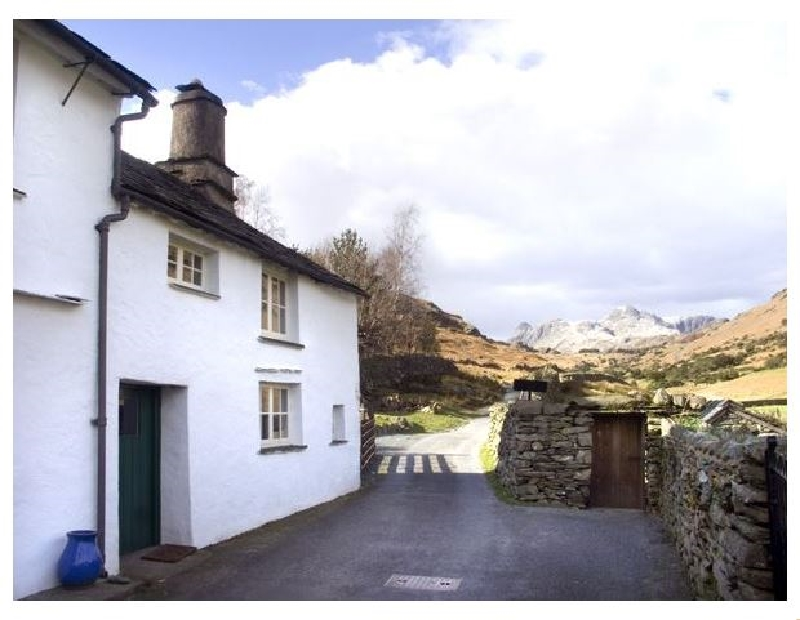 Click here for more about Fell Foot Cottage