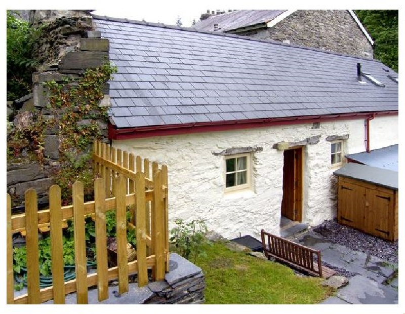 Bwthyn-y-Pair a british holiday cottage for 5 in ,