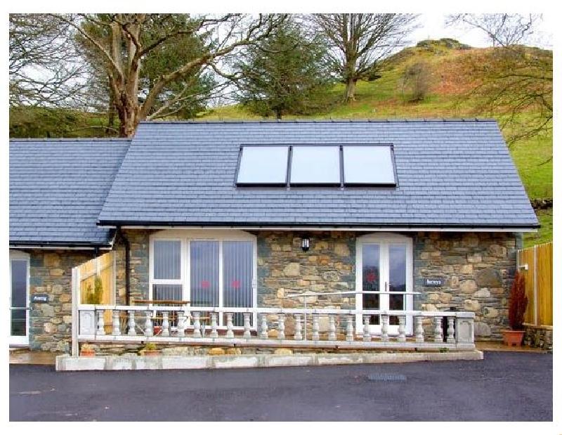 Berwyn Cottage a british holiday cottage for 4 in ,