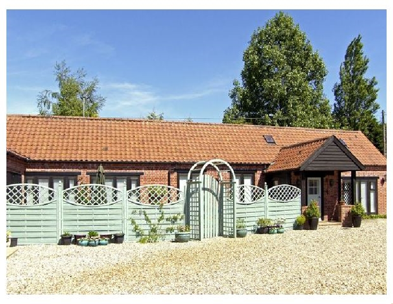 Stable Cottage a british holiday cottage for 7 in ,