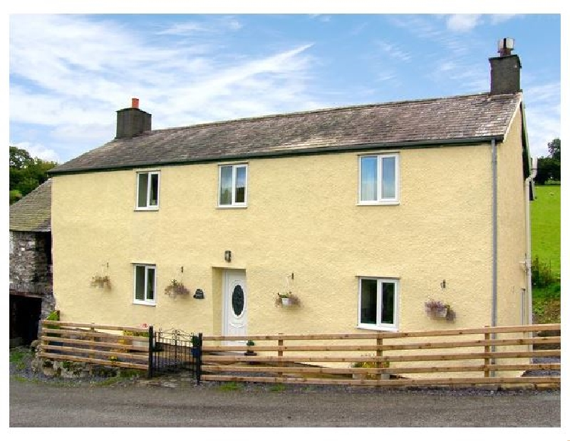Ty Nant a british holiday cottage for 7 in ,