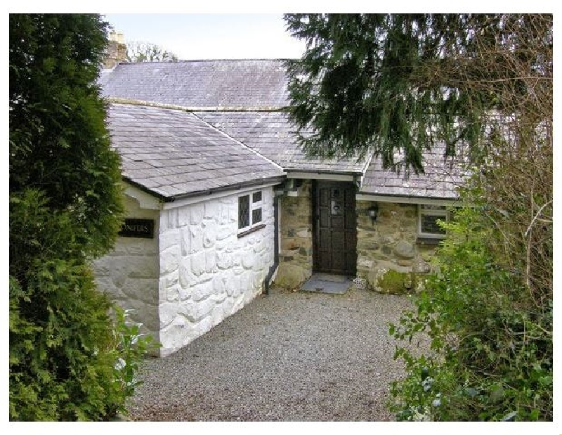 Conifers Cottage a british holiday cottage for 4 in ,