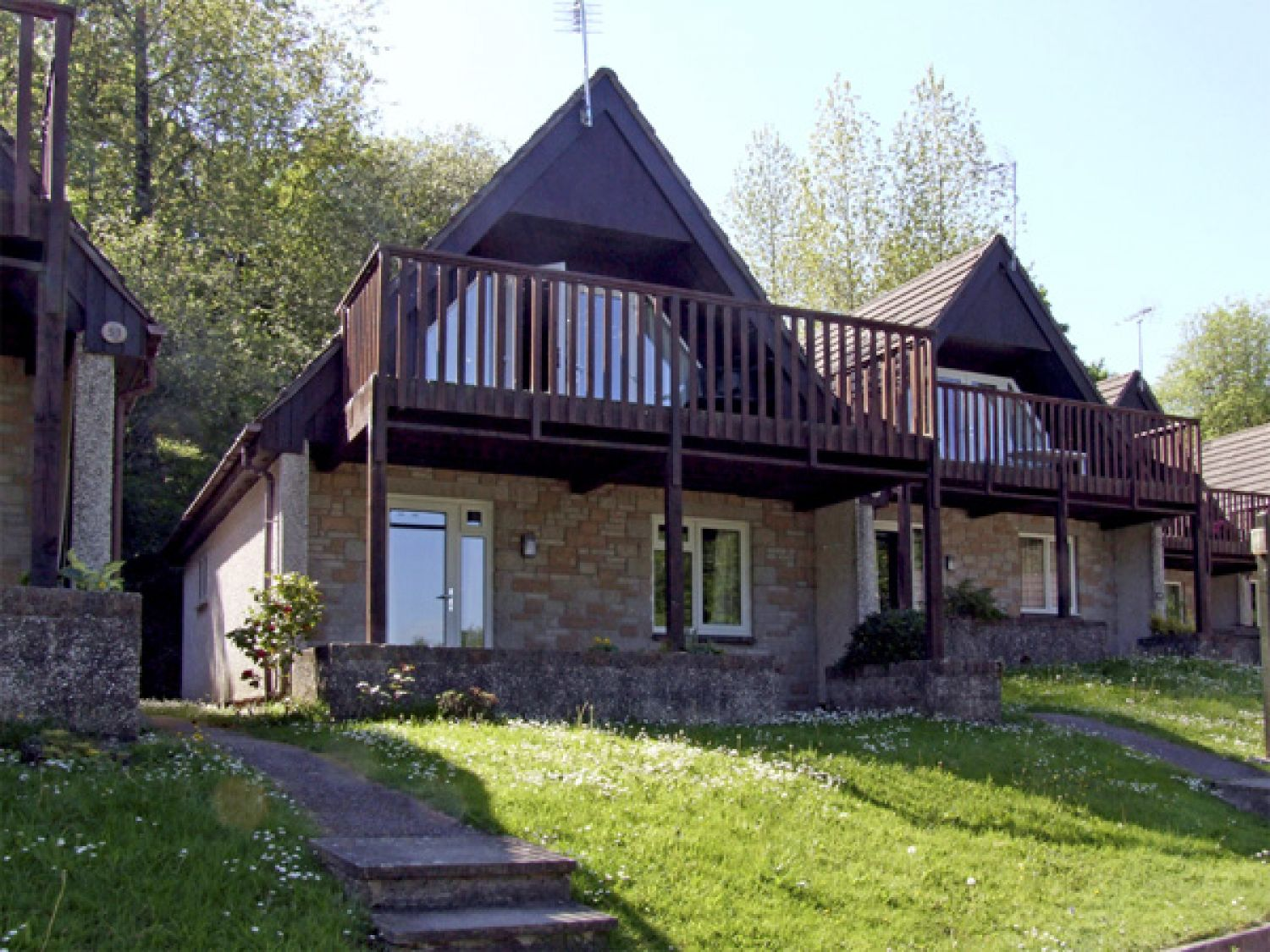 No 50 Valley Lodge Holiday Lodges in Cornwall