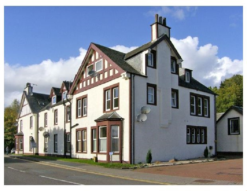 Aberfoyle Apartment a british holiday cottage for 3 in ,