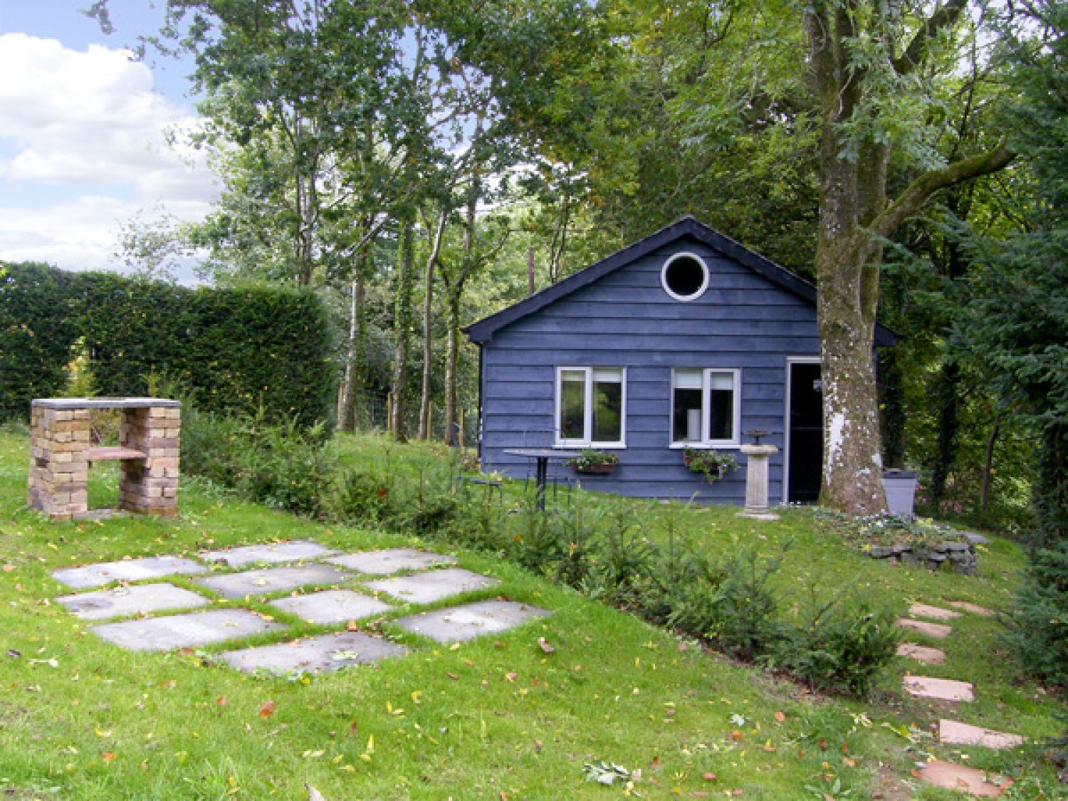 Garden Cottage Holiday Lodges in Powys