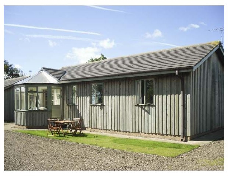 Mary Rose Cottage Holiday Lodges in Northumberland