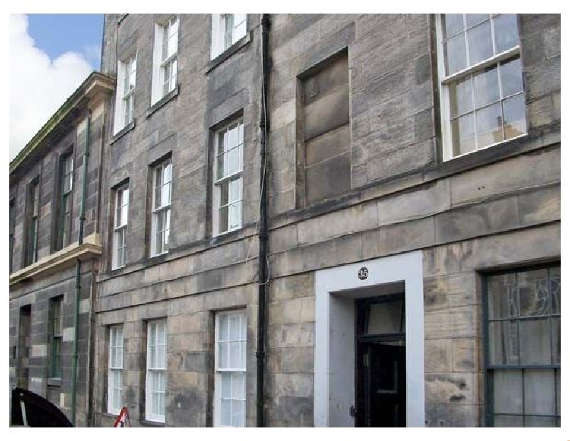 35 Barony Street a british holiday cottage for 6 in ,