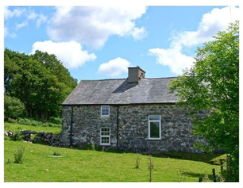 Ty Capel Jeriwsalem a british holiday cottage for 4 in ,