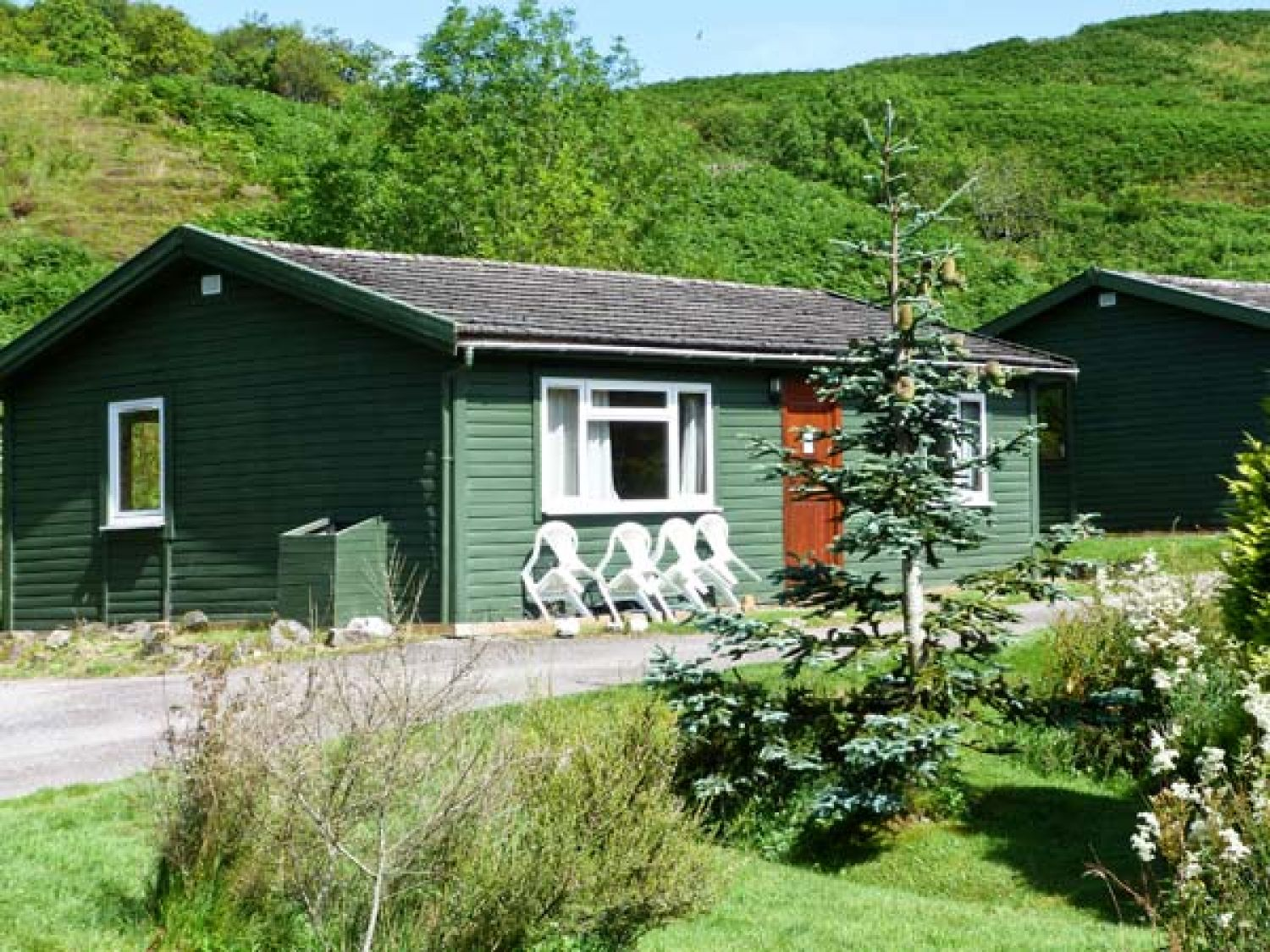 Chalet 7 Holiday Lodges in Argyll