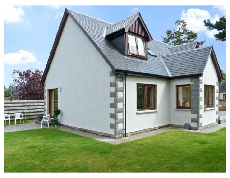 Bruach Gorm Cottage a british holiday cottage for 6 in ,