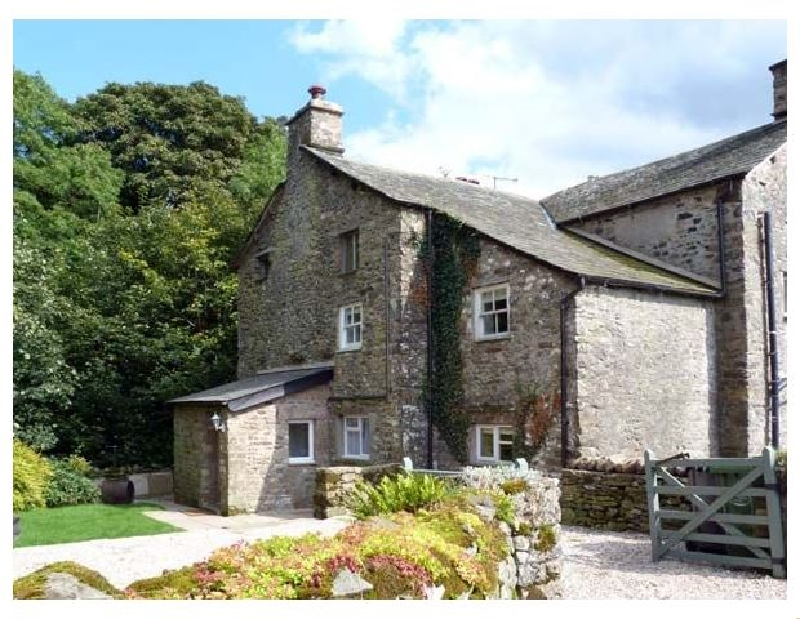 Click here for more about Beckside Cottage