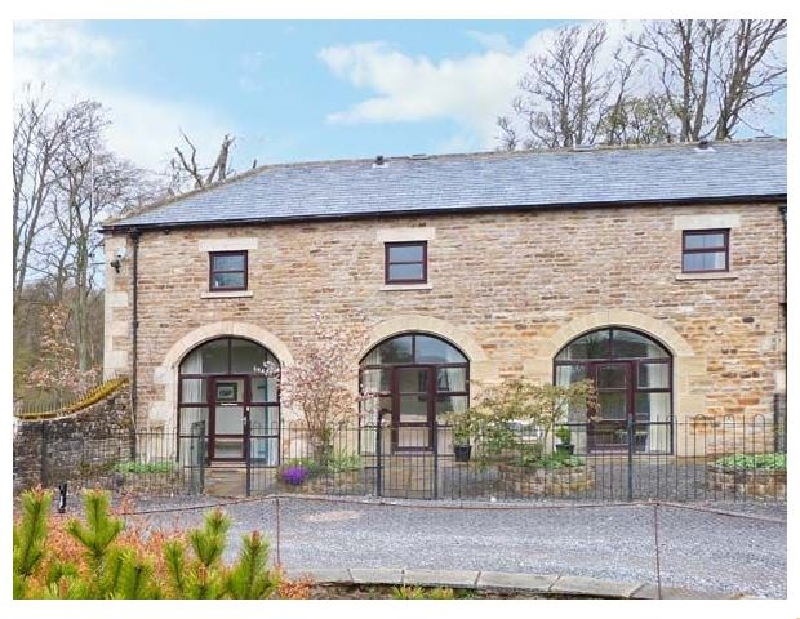 No 1 Coach House a british holiday cottage for 4 in ,