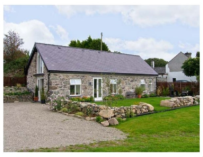 Beudy Hywel a british holiday cottage for 4 in ,