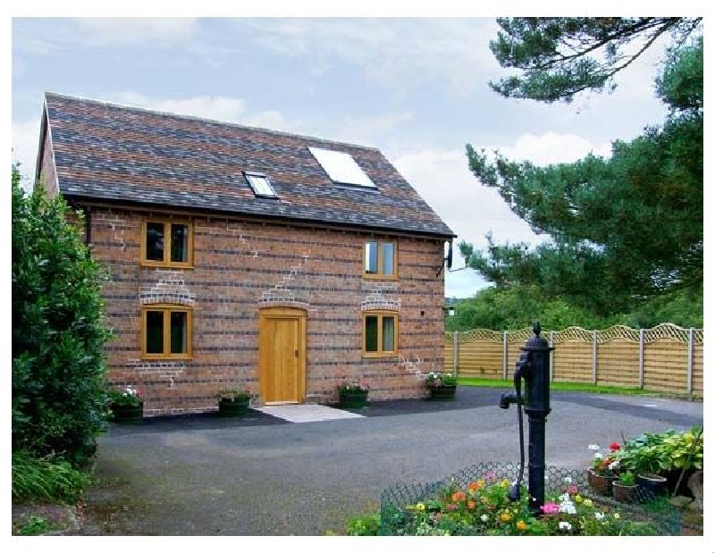 The Old Cider Mill a british holiday cottage for 4 in ,