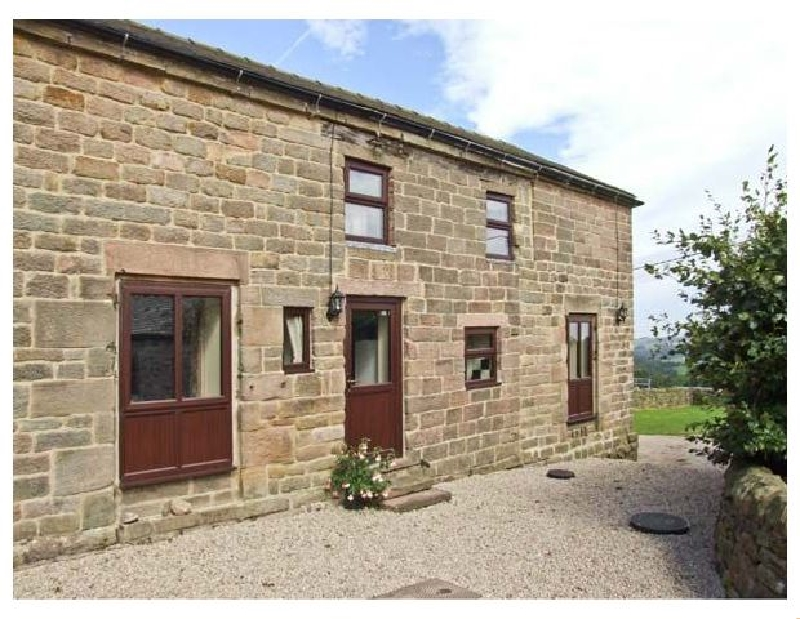 Wigwell Barn a british holiday cottage for 2 in ,