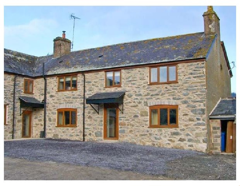 Maes a british holiday cottage for 12 in ,