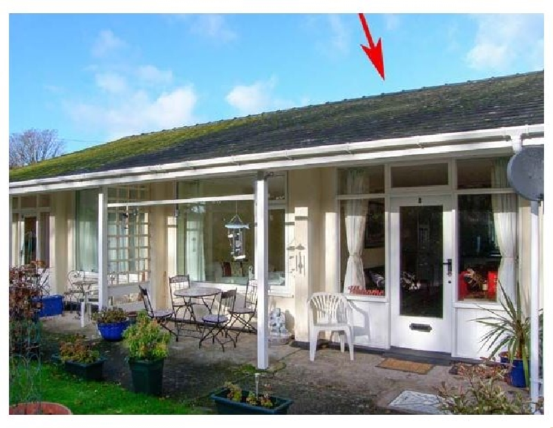 3 Riverside Bungalows a british holiday cottage for 4 in ,