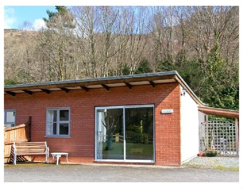 Salmon Cottage a british holiday cottage for 4 in ,