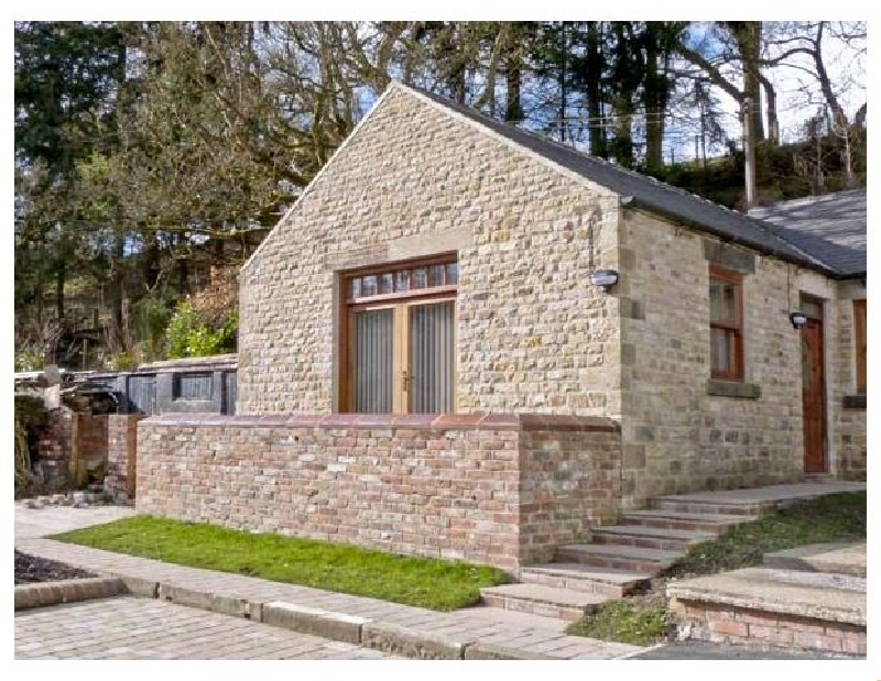 Leadmill House Workshop a british holiday cottage for 2 in ,
