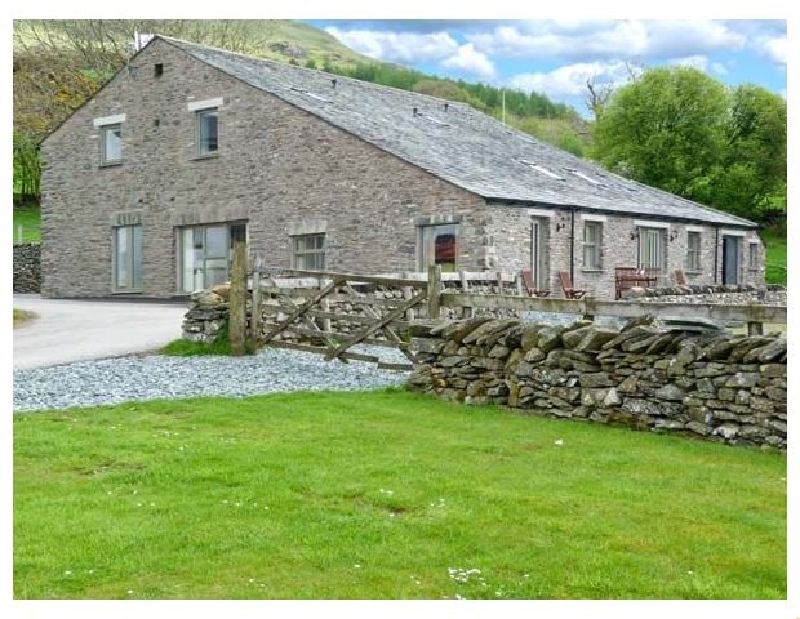 Click here for more about Ghyll Bank Byre