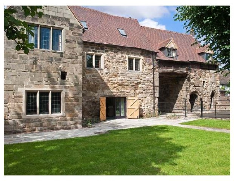Gatehouse Croft a british holiday cottage for 4 in ,