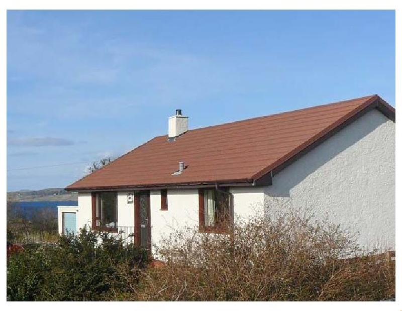 Cnoc Grianach a british holiday cottage for 5 in ,