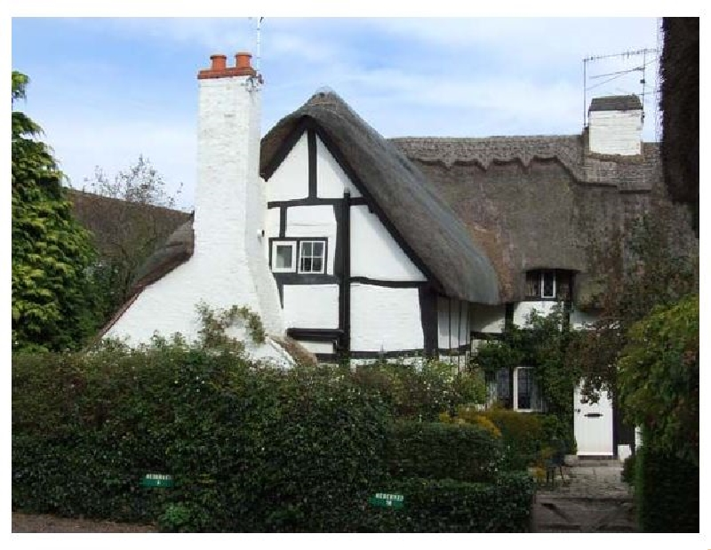 Bluebell Cottage a british holiday cottage for 2 in ,