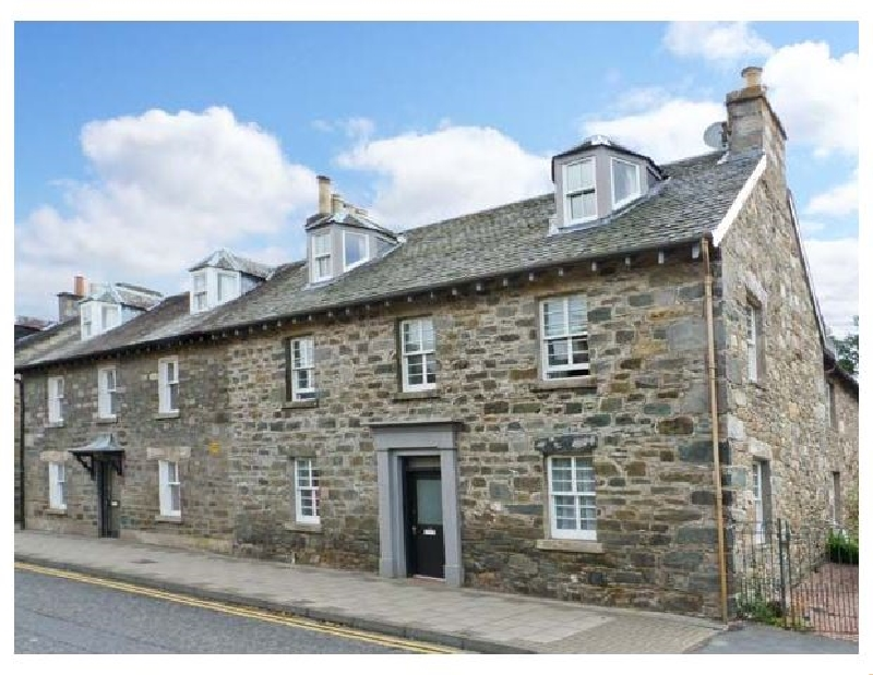Bruadair a british holiday cottage for 8 in ,