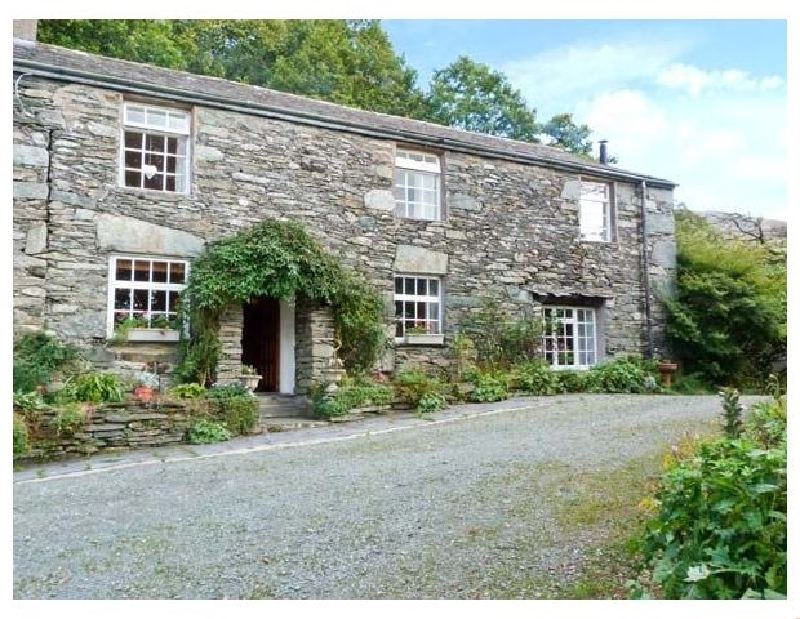 Click here for more about High Kiln Bank Cottage