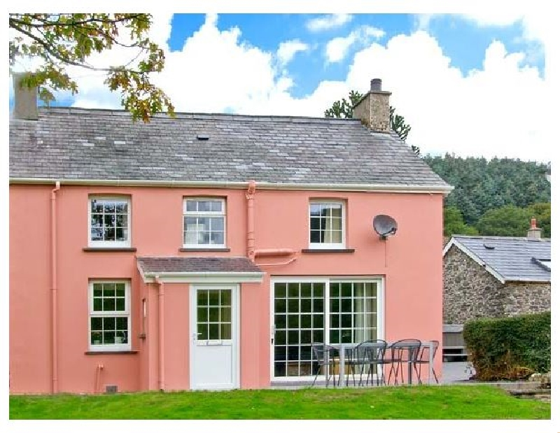 Pen Y Bryn a british holiday cottage for 5 in ,