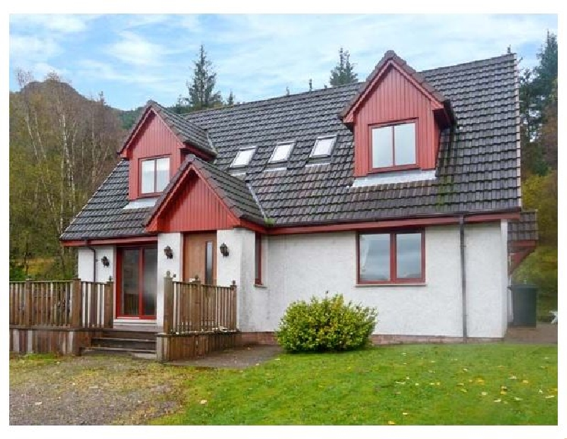Silver Birch Lodge a british holiday cottage for 6 in ,