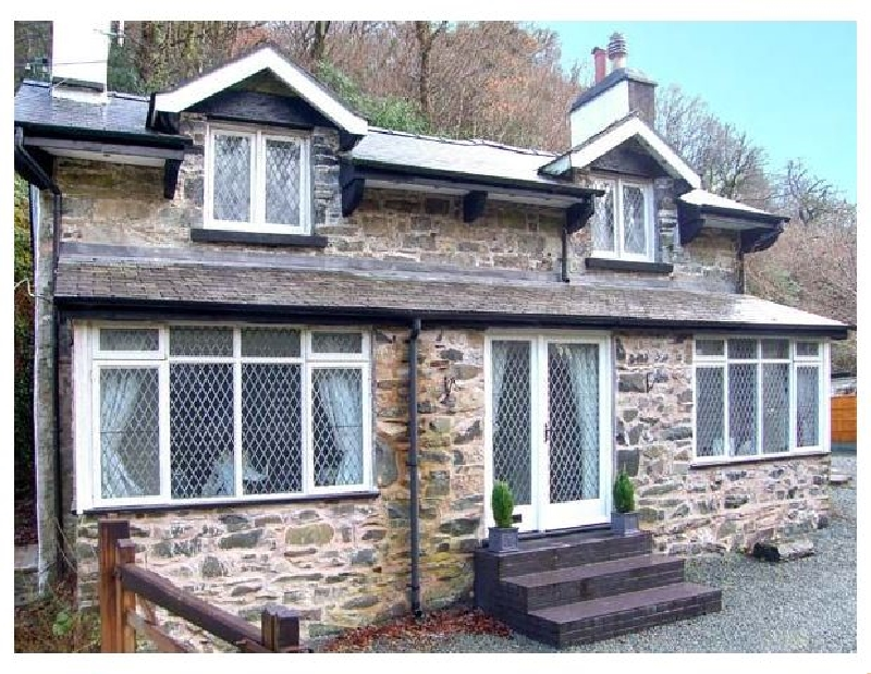 The Cottage- Coed Y Celyn a british holiday cottage for 5 in ,