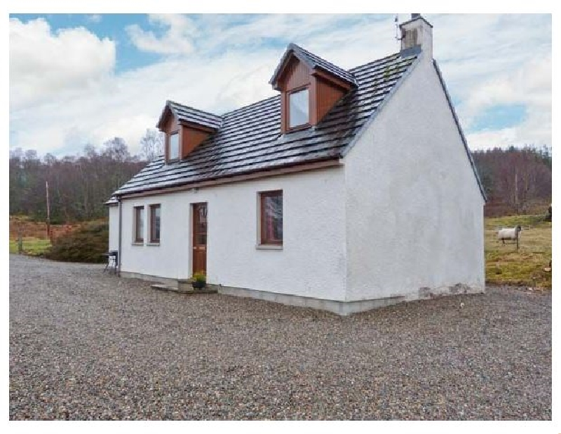 Balnabodach a british holiday cottage for 6 in ,