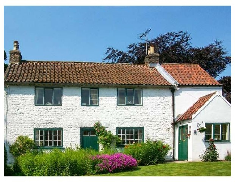 Click here for more about The White Cottage