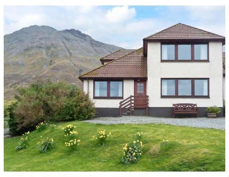 MacKenzie's Peak a british holiday cottage for 6 in ,