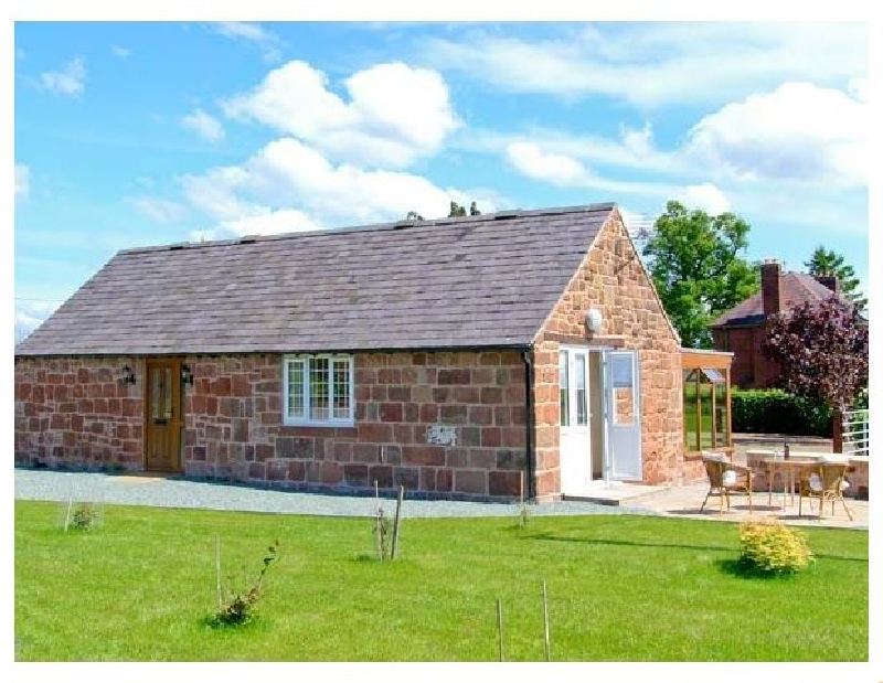 Byre Cottage a british holiday cottage for 2 in ,
