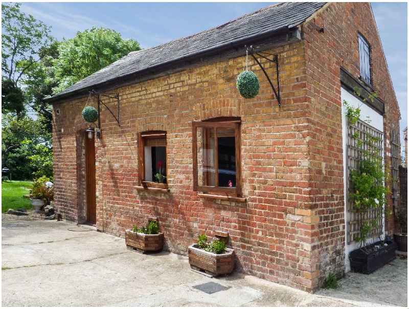 The Old Dairy a british holiday cottage for 2 in ,