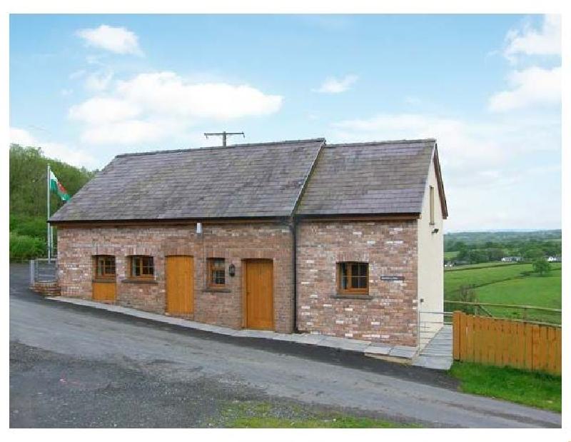 Bwthyn-y-Rhiw a british holiday cottage for 4 in ,