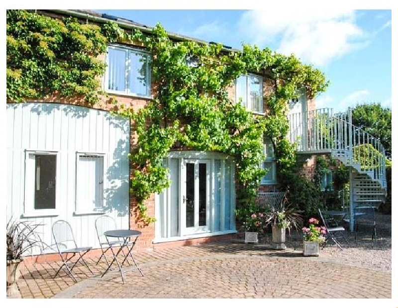 The Stables Flat a british holiday cottage for 2 in ,