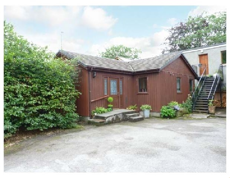 Polfearn Chalet a british holiday cottage for 2 in ,