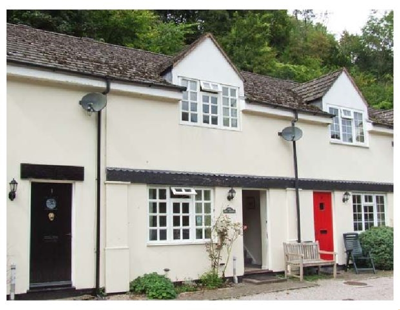 Wye Valley Cottage a british holiday cottage for 4 in ,